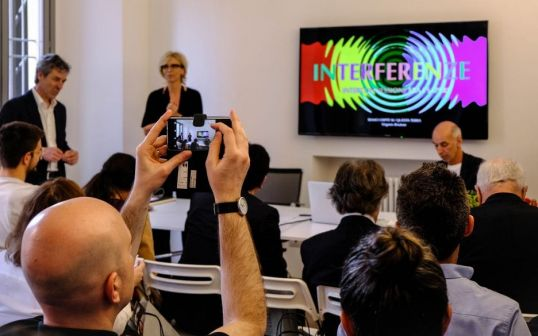 INTERFERENCES: connect and share knowledge